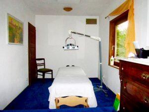 Behandlungsraum | Massage | Martin Schneider